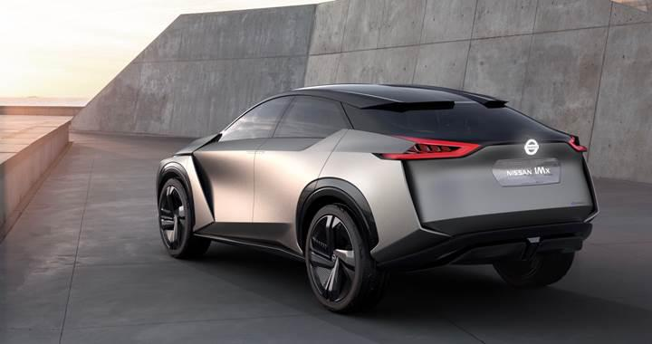 Nissan'dan 355 km menzil sunacak elektrikli SUV geliyor