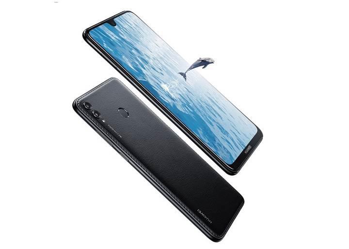 Dev ekranlı Huawei Enjoy Max ile tanışın