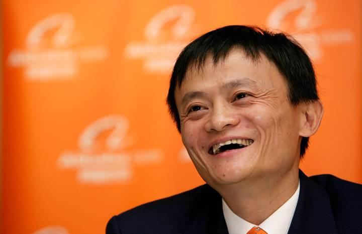 Alibaba'nın patronu Jack Ma, ''nakitsiz bir toplum'' hayali kuruyor