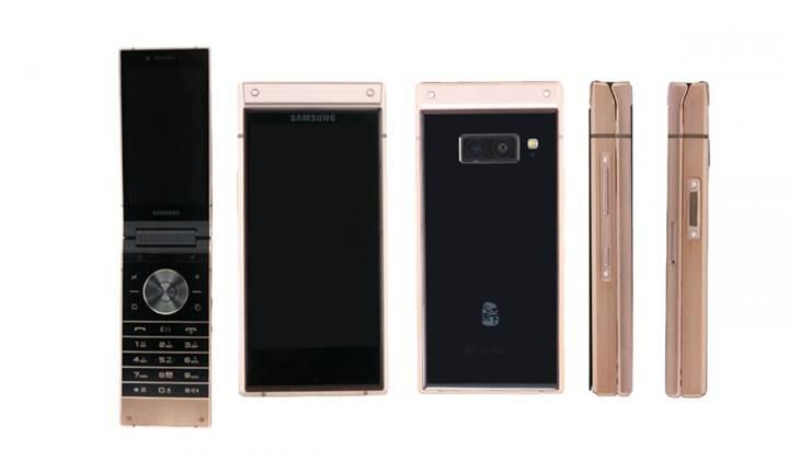 Samsung'un kapaklı amiral gemisi cihazı W2019 TENAA'da listelendi