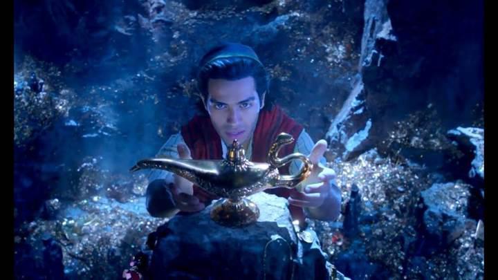 Aladdin ve Sihirli lambası geri dönüyor