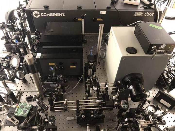 Dünyanın en hızlı kamerası: Saniyede 10 trilyon kare kaydediyor