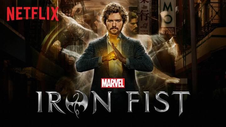 Iron Fist yayından kaldırıldı