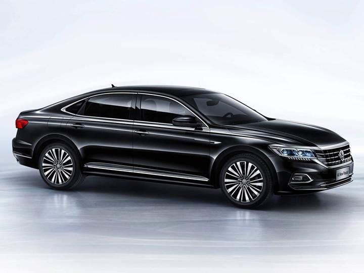 Volkswagen, Çin'de Arteon esintileri taşıyan yepyeni bir Passat tanıttı