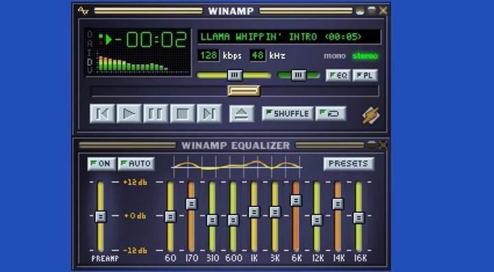 Efsanevi medya oynatıcısı Winamp'ın mobil uygulaması geliyor