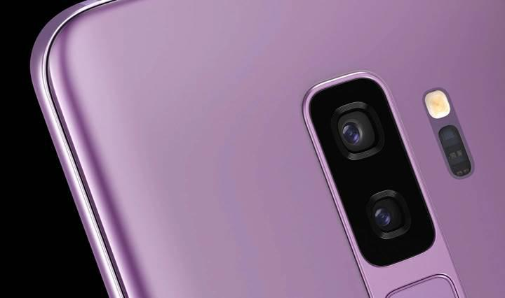 Samsung Galaxy S9 ve S9+ önemli bir kamera güncellemesi aldı