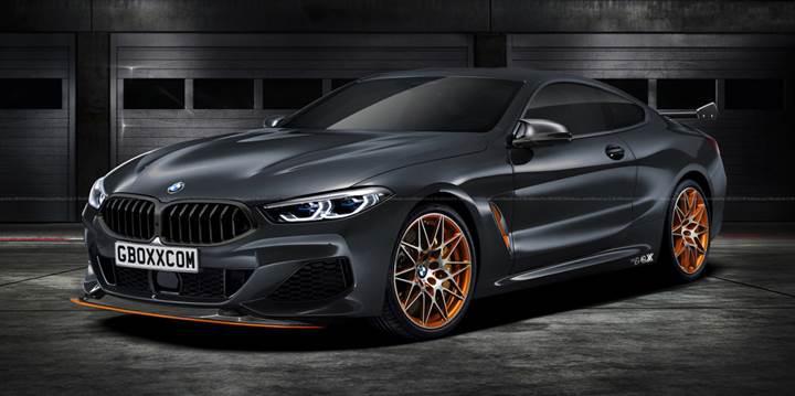 BMW M8 Competition önümüzdeki yıl gelebilir