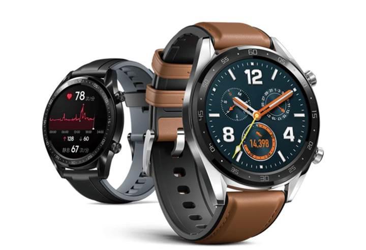 LiteOS işletim sistemine sahip Huawei Watch GT tanıtıldı