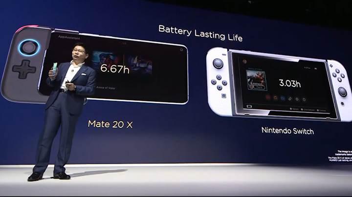7.2 inç ekran ve 5.000 mAh pil: Huawei Mate 20 X ile tanışın