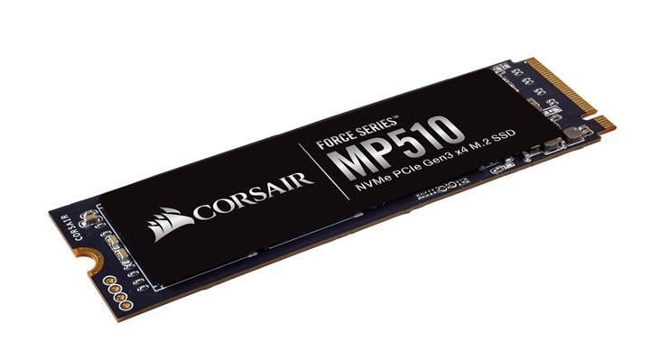 Corsair şimdiye kadarki en hızlı SSD serisini duyurdu