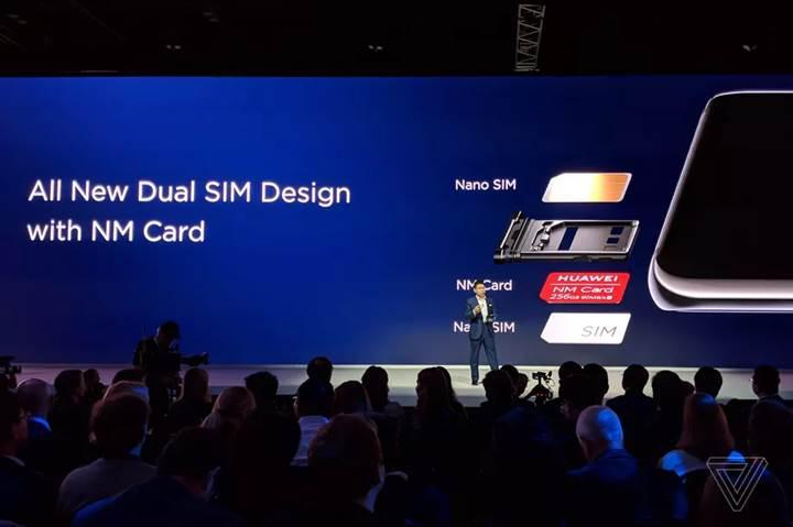 Huawei, microSD'nin yerini nano bellek kartlarının almasını istiyor