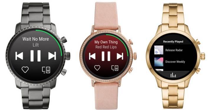 Uzun süredir beklenen yeni Spotify Wear OS uygulaması kullanıma sunuluyor