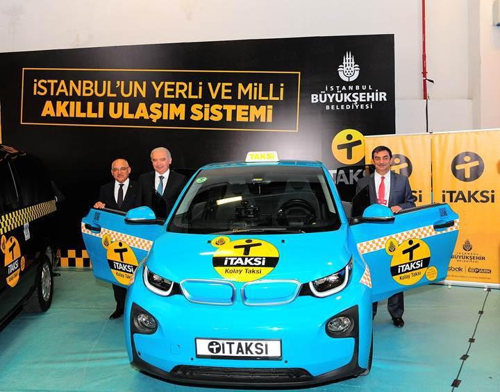 İstanbul Büyükşehir Belediye Başkanı'ndan taksicilere darbe, UBER'e destek