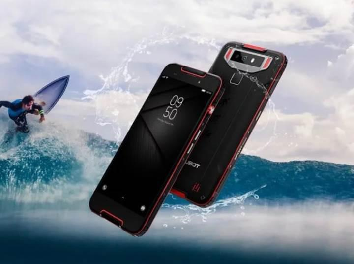 Cubot Quest dünyanın ilk sporcu akıllı telefonu olma iddiasında