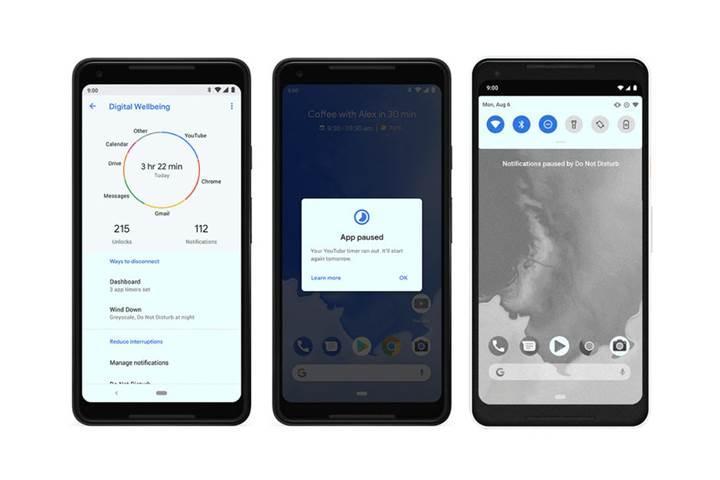 Digital Wellbeing uygulaması tüm Android One telefonlarına geliyor