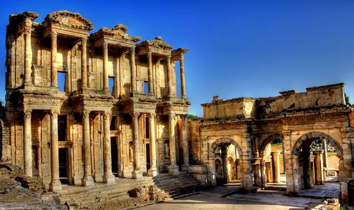 Efes Antik Kenti iklim değişikliği sebebiyle tehlike altında