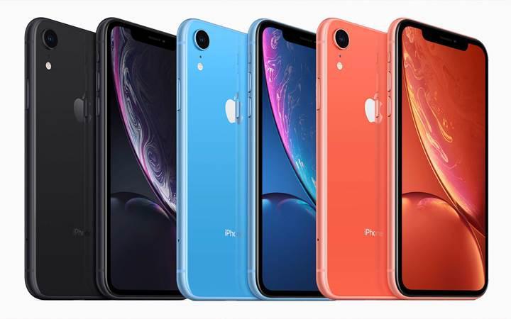 Apple iPhone XR modeli ön siparişe başladı