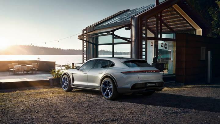 Porsche Mission E Cross Turismo konsepti üretime giriyor