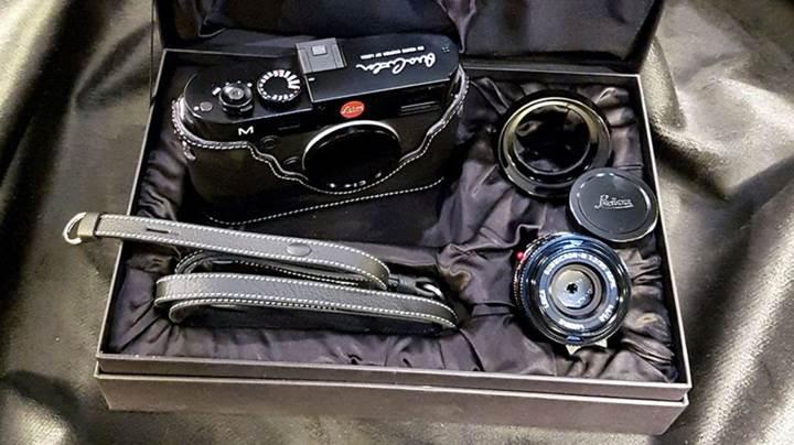 Ara Güler'in yıllar boyunca kullandığı fotoğraf makineleri
