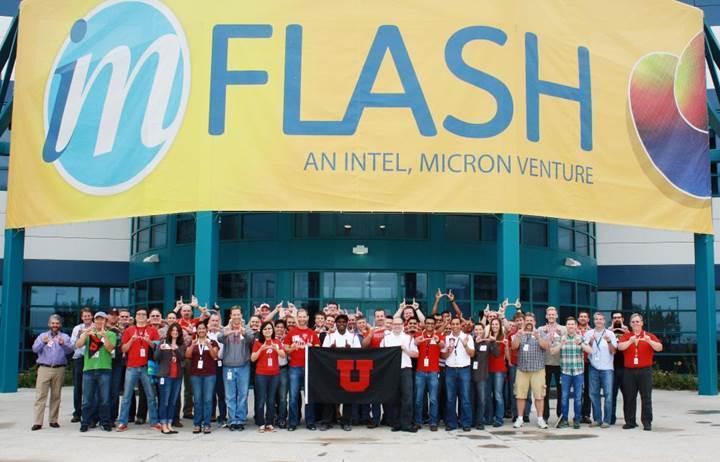Intel ve Micron ortaklığı sona erdi