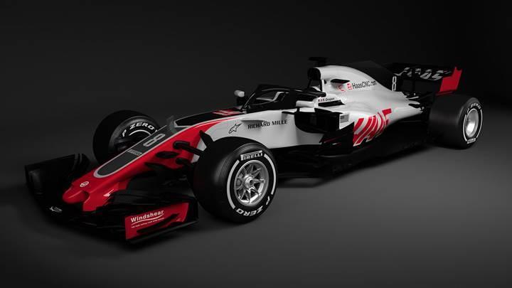 Haas F1 takımı AMD EPYC 7000 işlemcileri ile güçlendiriliyor