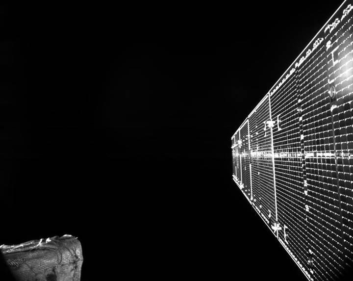 Merkür'e doğru yola çıkan BepiColombo, uzaydan ilk fotoğrafını gönderdi