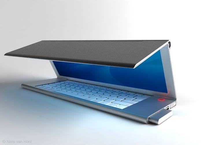 Samsung katlanabilir ekranlı dizüstü bilgisayar üzerinde çalışıyor