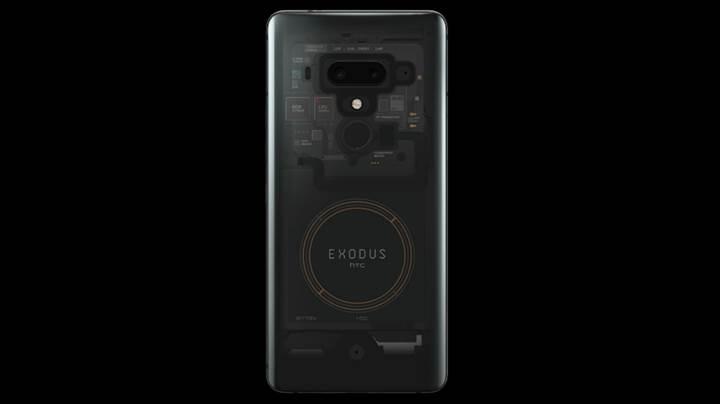 Bitcoin fiyatına endeksli HTC Exodus 1 blockchain telefonu duyuruldu