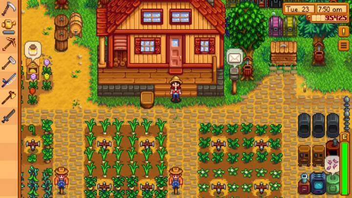 Çiftçilik simülasyonu Stardew Valley oyununun iOS versiyonu yayınlandı