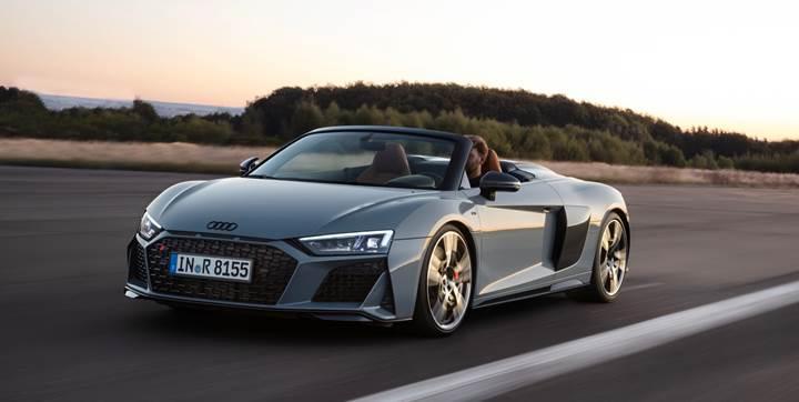 Daha agresif ve güçlü: İşte karşınızda 2019 Audi R8
