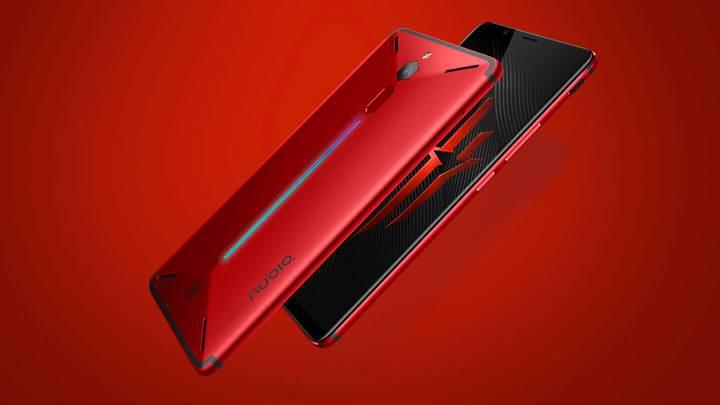 Oyuncu telefonlarının sayısı artıyor: Nubia Red Magic 2 yolda