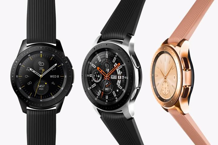 Samsung Galaxy Watch için marka ihlali davası