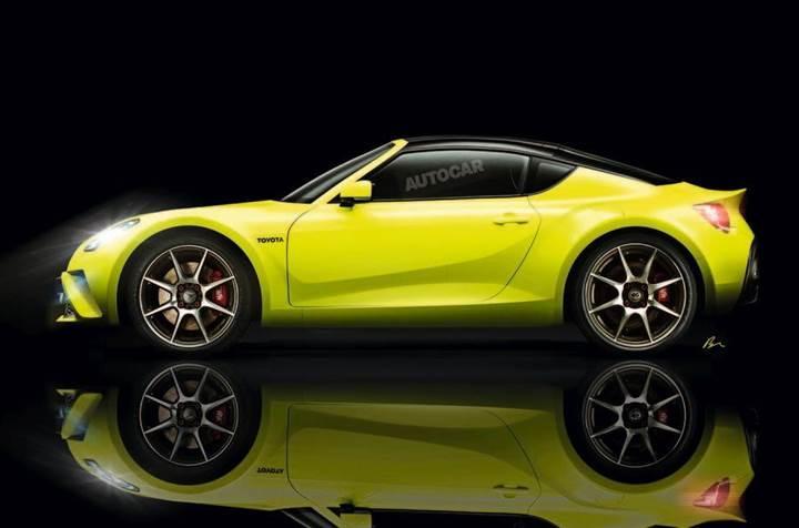 Efsanevi Toyota MR2, elektrikli spor otomobil olarak yeniden doğabilir