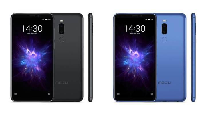 Meizu M8 Note duyuruldu: İşte özellikleri ve fiyatı