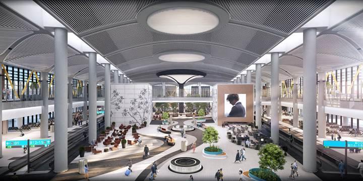 Yeni havalimanı ısı ve enerji ihtiyacını atıklardan karşılayacak