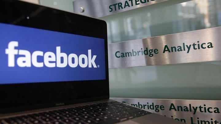 Kullanıcı verilerine sızdıran Facebook'a 645 bin dolar para cezası