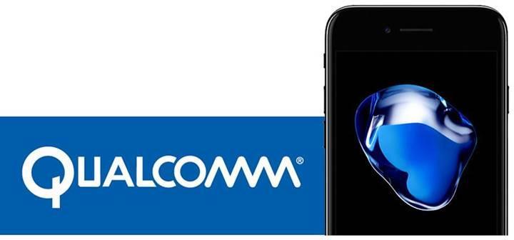 Qualcomm: Apple'ın 7 milyar dolar borcu var