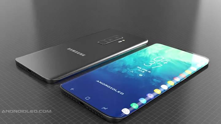 Samsung'un ekrana gömülü kamerasıyla ilgili sızıntılar ortaya çıkmaya başladı