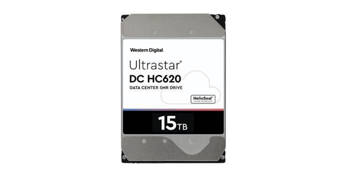 Western Digital'den 15 TB kapasiteli hard disk