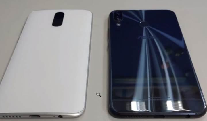 Kamera deliğine sahip Asus ZenFone 6 prototipleri sızdırıldı