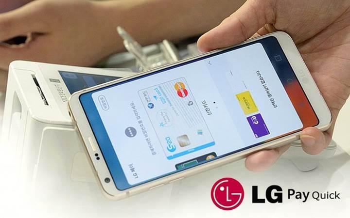 LG Pay yakında ABD ve Avrupa'ya gelebilir