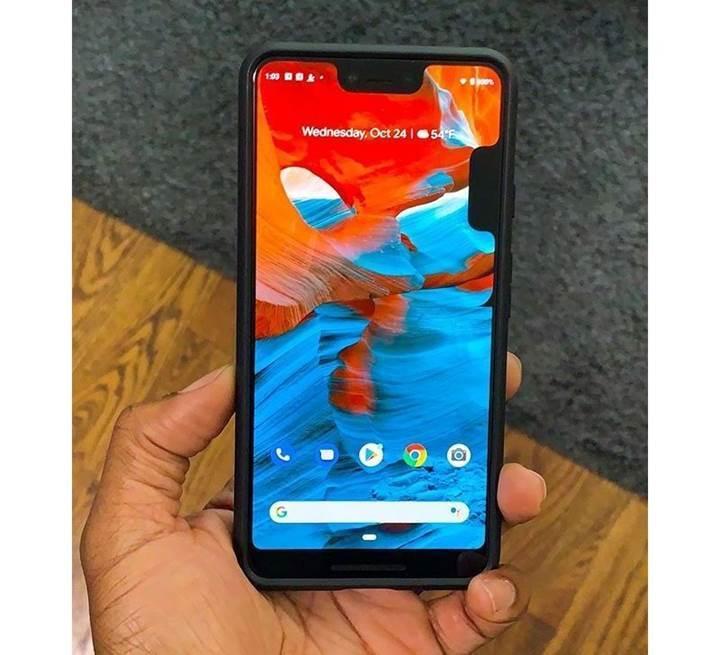 Pixel 3 XL kullanıcıları şokta: Telefonda ikinci çentik oluştu