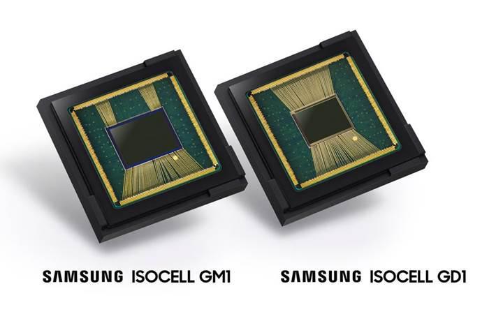Samsung'dan çoklu kamera kombinasyonlarına iddialı sensörler