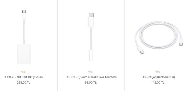 Yeni iPad Pro modelleri için USB Tip-C aksesuarları duyuruldu