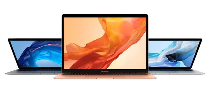 Yeni MacBook Air tanıtıldı: Daha ince, daha güçlü