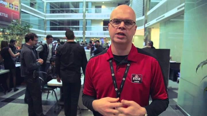 Bir AMD çalışanı daha Intel grafik ekibine katıldı