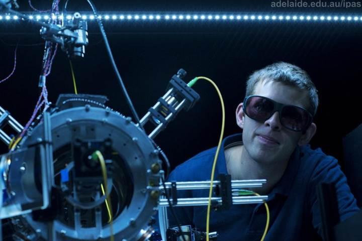Bilim kurgu filmlerindeki çekim ışını gerçek oldu