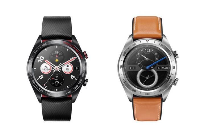 Honor Magic Watch akıllı saati tanıtıldı