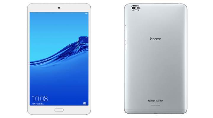 Çift kameralı Honor WaterPlay 8 tablet tanıtıldı