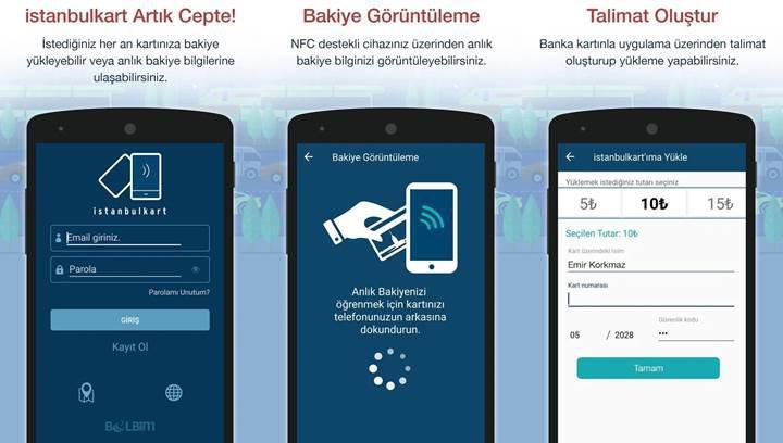 İstanbulkart'a mobil uygulama ile otomatik bakiye yükleme devri başladı